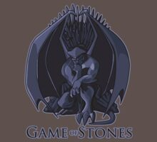 Gargoyles: Game of Stones by sugarpoultry