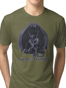 Gargoyles: Game of Stones Tri-blend T-Shirt