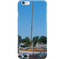 Wednesday At The Seaport 2 iPhone Case/Skin