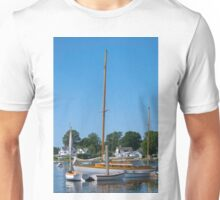 Wednesday At The Seaport 2 Unisex T-Shirt