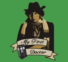 My first Doctor (Who) Fourth 4th Tom Baker Kids Clothes