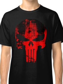 PUNISHER GRUNGE Classic T-Shirt