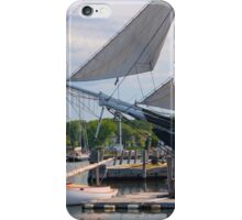 Wednesday At The Seaport 3 iPhone Case/Skin