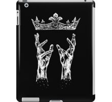 Reaching for crown iPad Case/Skin