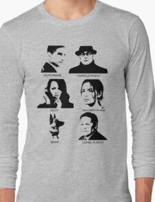 Person of Interest - Team Machine Long Sleeve T-Shirt