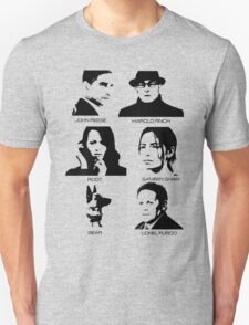 Person of Interest - Team Machine Unisex T-Shirt