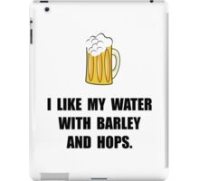 Barley Hops Beer iPad Case/Skin