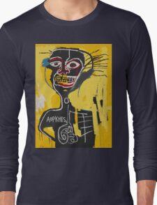 Basquiat AOTKHPES Samo Long Sleeve T-Shirt