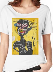 Basquiat AOTKHPES Samo Women's Relaxed Fit T-Shirt
