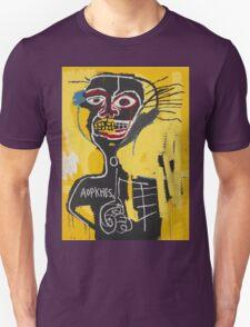 Basquiat AOTKHPES Samo Unisex T-Shirt