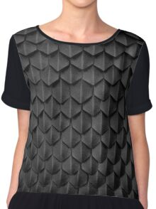 How To Train Your Dragon Toothless Dragon Scales Chiffon Top