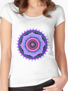 Daily Focus March 14 2016 ~ Buddha Women's Fitted Scoop T-Shirt