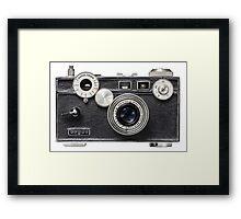 Argus Camera Framed Print