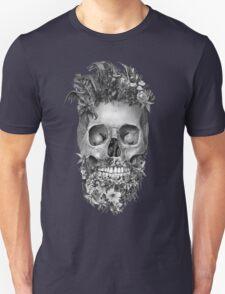 beard skulll 1 Unisex T-Shirt