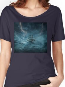ghost ship III Women's Relaxed Fit T-Shirt