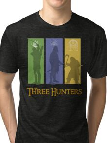 The Three Hunters Tri-blend T-Shirt