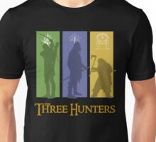 The Three Hunters Unisex T-Shirt