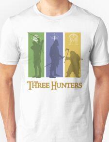 The Three Hunters Unisex T-Shirt