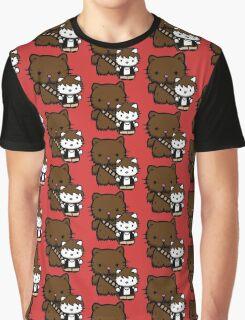 Hello Kitty Fuzzball Graphic T-Shirt