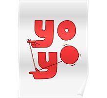 Yo Poster