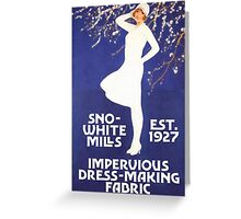 Snow White... Greeting Card