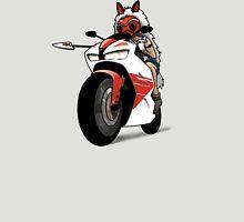 Biker Princess Mononoke Unisex T-Shirt