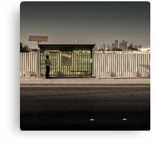 Urban Doha Canvas Print