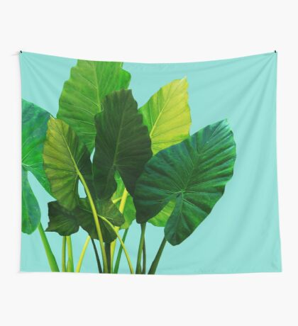 Urban Jungle Wall Tapestry