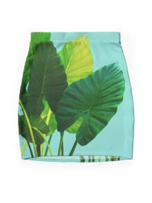 Urban Jungle Mini Skirt
