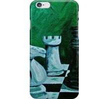 Knight takes King  iPhone Case/Skin