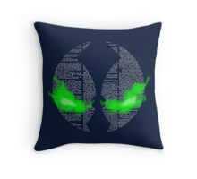 Tortured Soul Throw Pillow