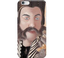 time alice through the looking glass iPhone Case/Skin