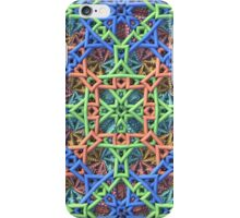 Knitted One - 3-D Fractal iPhone Case/Skin