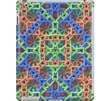 Knitted One - 3-D Fractal iPad Case/Skin