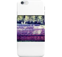Tombs of Sleep Artistic Photograph Unique Decor iPhone Case/Skin