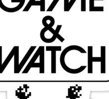 NINTENDO GAME & WATCH Sticker