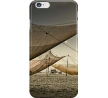 Fishnets at Hoi An iPhone Case/Skin
