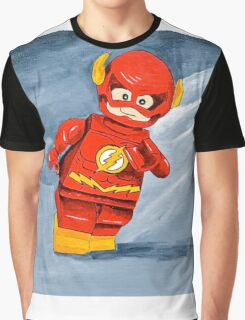 Lego Flash  Graphic T-Shirt