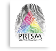 Prism Youth Community Gear Metal Print
