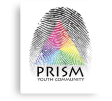 Prism Youth Community Gear Canvas Print