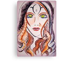Circea The Enchantress Canvas Print