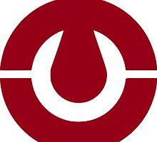 Emblem of Kochi Prefecture by abbeyz71