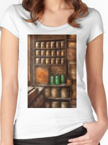 Pharamacy - Pharmacuetical magic  Women's Fitted Scoop T-Shirt