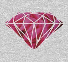 Pink Roses Diamonds by mamisarah