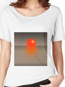 Graphical Elements of a Sunset Women's Relaxed Fit T-Shirt