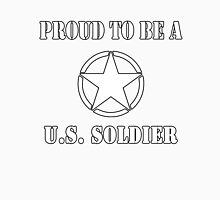 Proud To Be A U.S. Soldier Unisex T-Shirt
