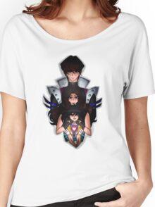 Undertale x Yugioh Women's Relaxed Fit T-Shirt