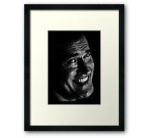 Ash Williams  Framed Print