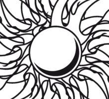 Feuer flammen design  Sticker