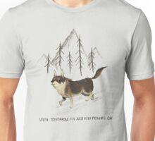 the littlest hobo Unisex T-Shirt